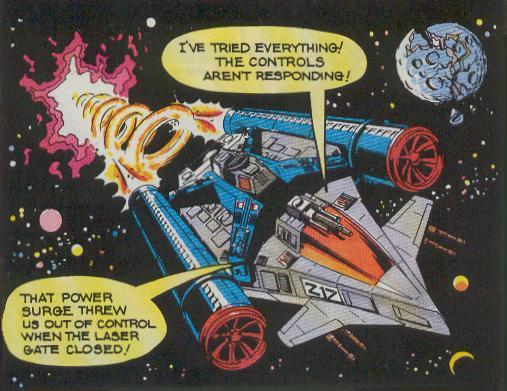 Starship Eternia
